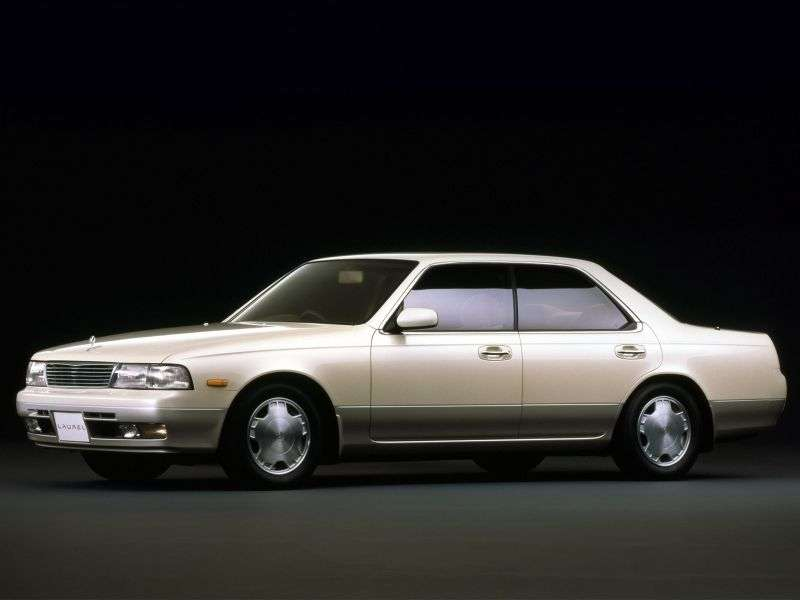 Nissan Laurel C34hardtop 2.0 MT (1993–1994)