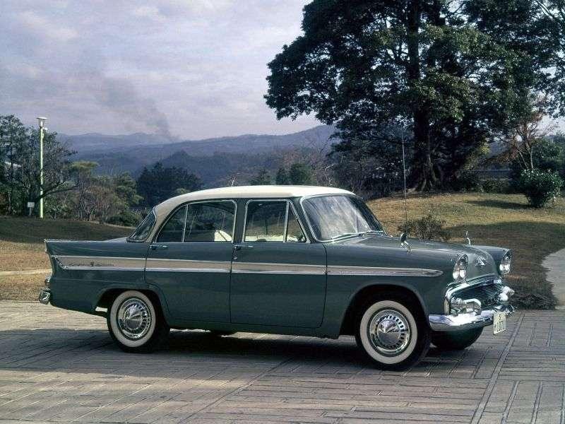 Nissan Gloria BLSI sedan 1.9 MT (1959–1962)