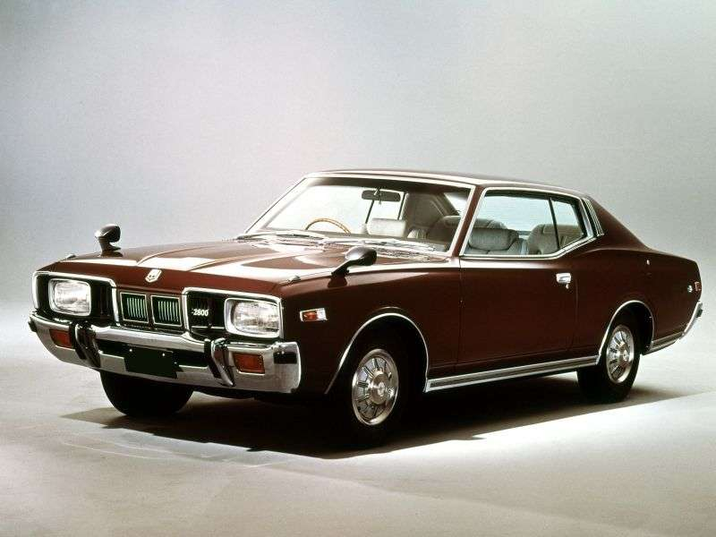Nissan Gloria 330 Coupe 2.8 MT (1975–1979)