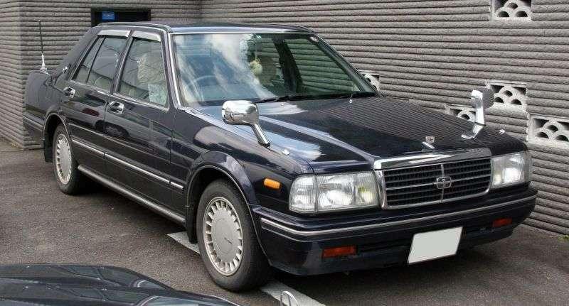Nissan Gloria Y31 sedan 2.8 D AT (1987–1988)