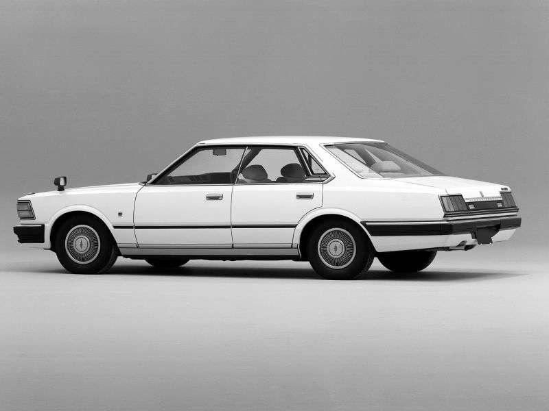 Nissan Gloria 430hardtop 2.0 MT (1979–1983)
