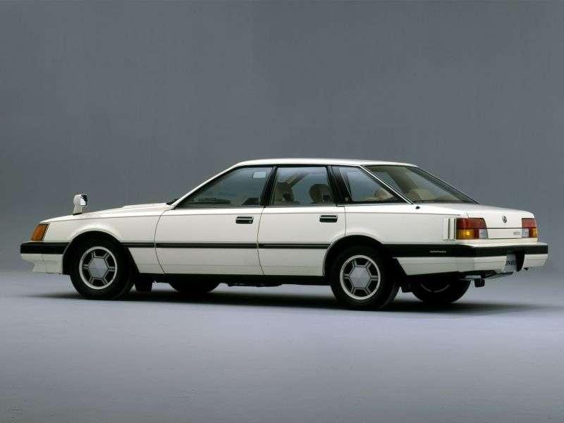 Nissan Leopard F30sedan 2.0 MT (1981–1986)
