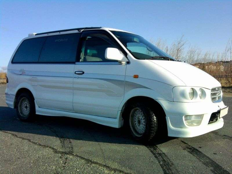Nissan Largo W30 [restyled] Highway Star Touring minivan 5 dv. 2.4 AT 4WD (1996–1999)