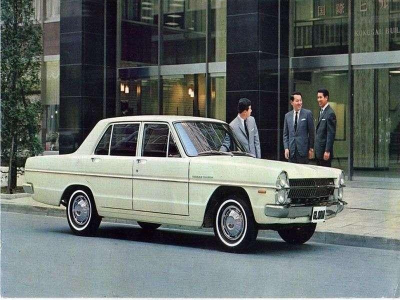 Nissan Gloria A30sedan 2.5 AT (1967–1971)