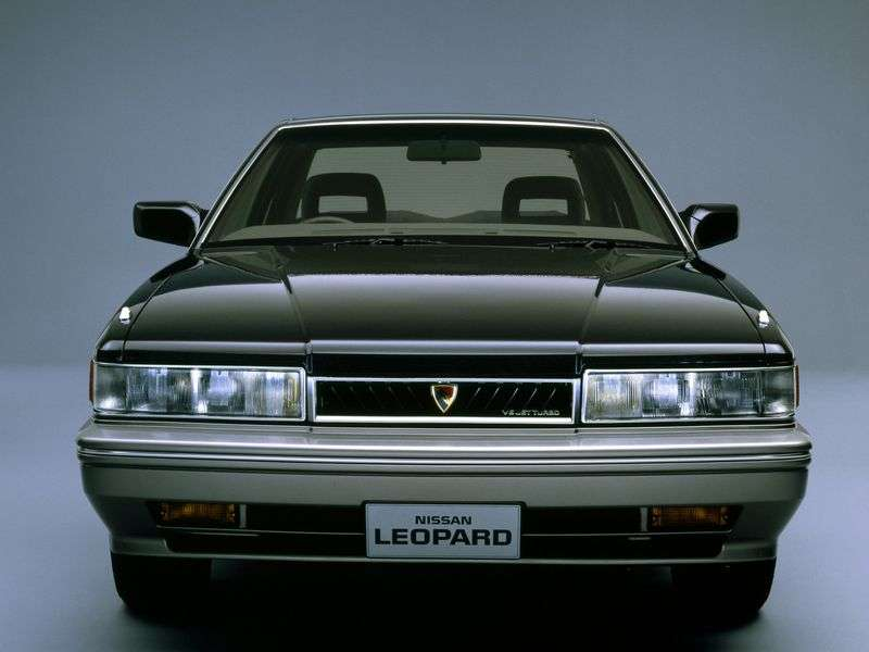 Nissan Leopard F31 Coupe 3.0 T AT (1988–1992)