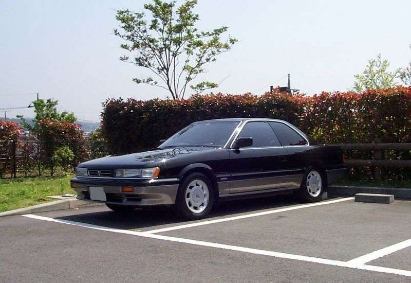 Nissan Leopard F31 [restyling] coupe 2.0 T AT (1988–1992)