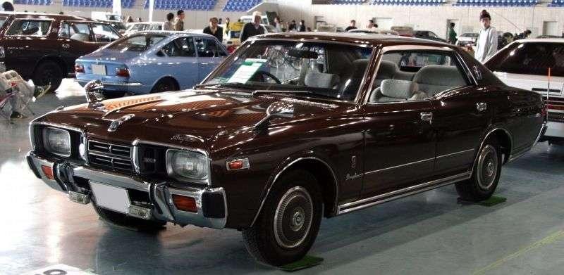 Nissan Gloria 330hardtop 2.8 MT (1975–1979)