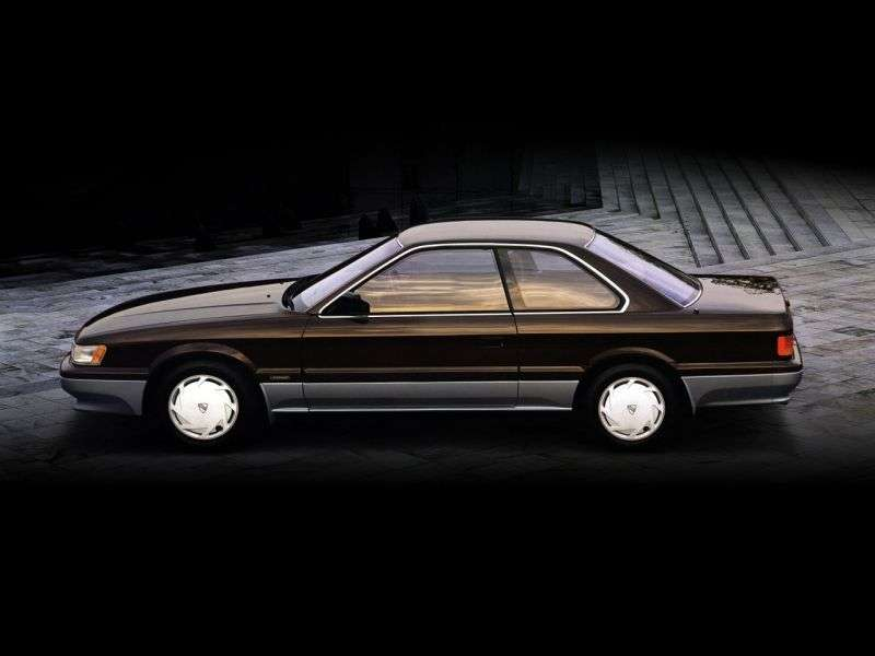Nissan Leopard F31 [restyling] coupe 2.0 AT (1988–1992)