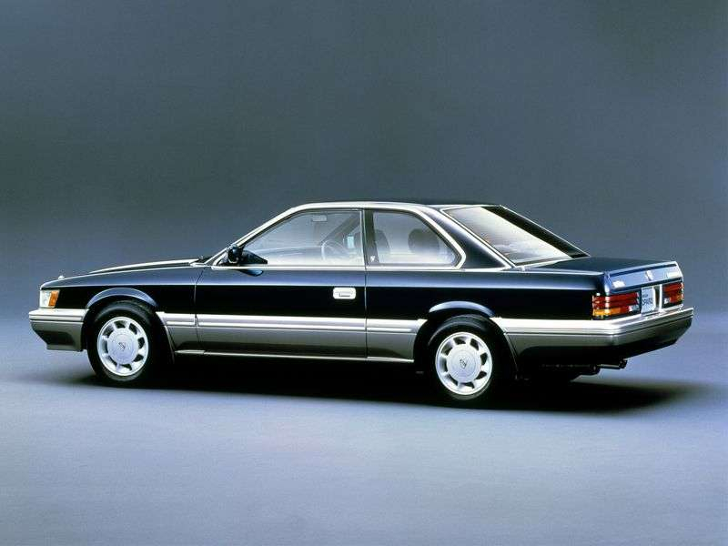 Nissan Leopard F31 Coupe 2.0 T AT (1986–1992)