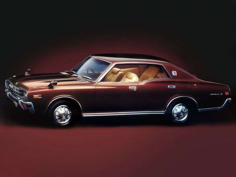 Nissan Gloria 330hardtop 2.0 AT (1975–1979)