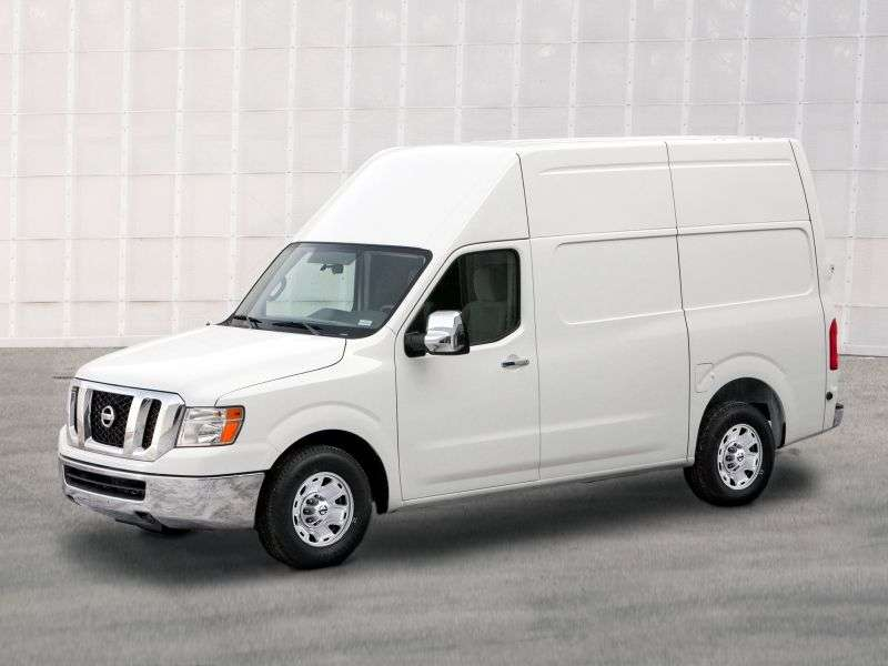 Nissan NV 1st generation van 5.6 AT 2500 High Roof (2010 – n.)