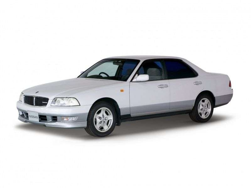 Nissan Leopard Y33sedan 2.0 AT (1996–1999)