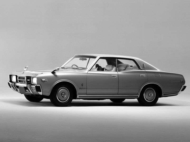 Nissan Gloria 330hardtop 2.0 AT (1975–1979)