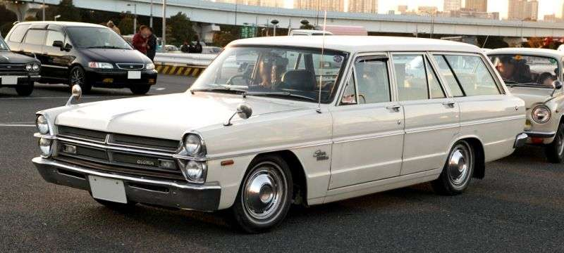 Nissan Gloria A30universal 2.5 AT (1967–1971)