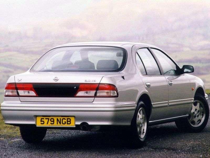 Nissan Maxima A32sedan 2.5 MT (1995–2000)