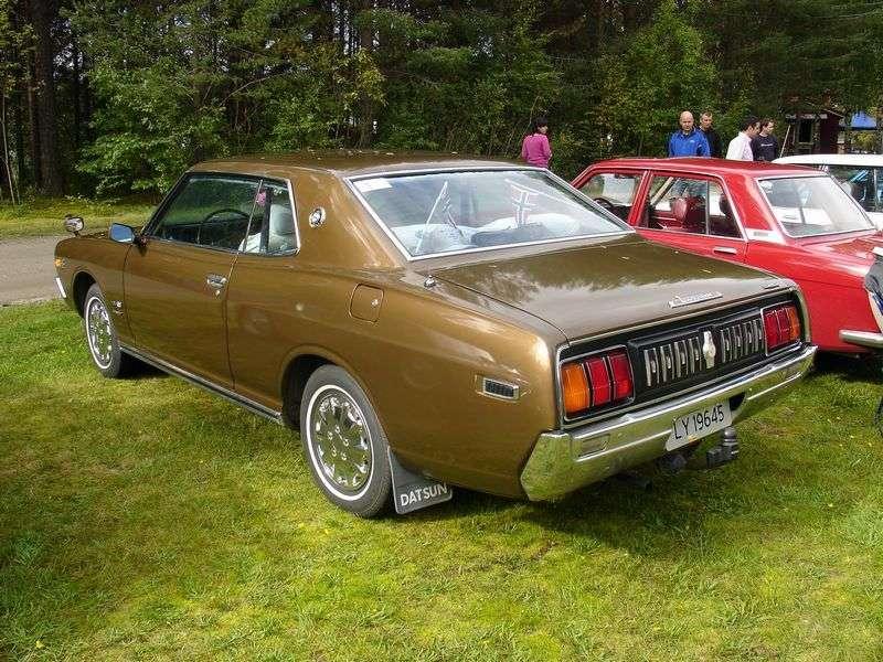 230 Nissan Gloria Coupe 2.6 MT (1973–1975)