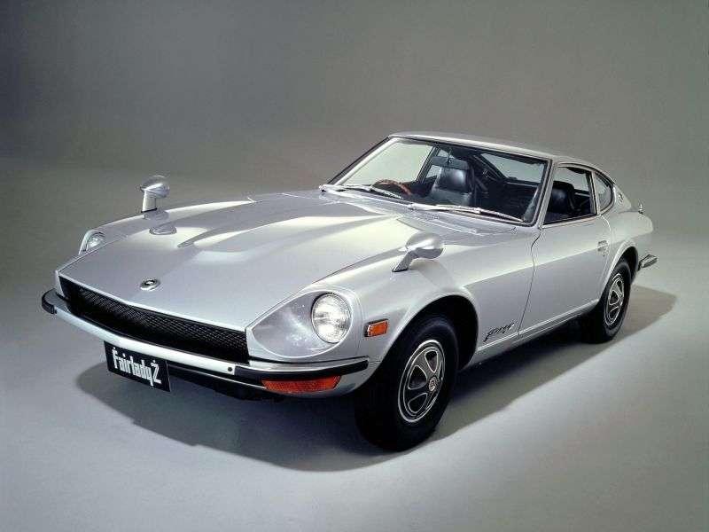 Nissan Fairlady Z S30 fastback 2.0 MT (1969–1973)