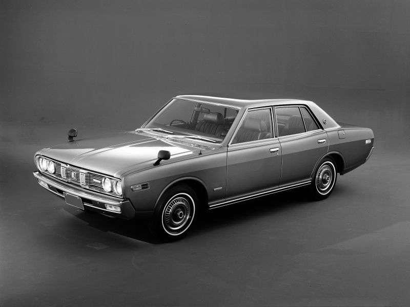 Nissan Gloria 230sedan 2.6 MT (1973–1975)