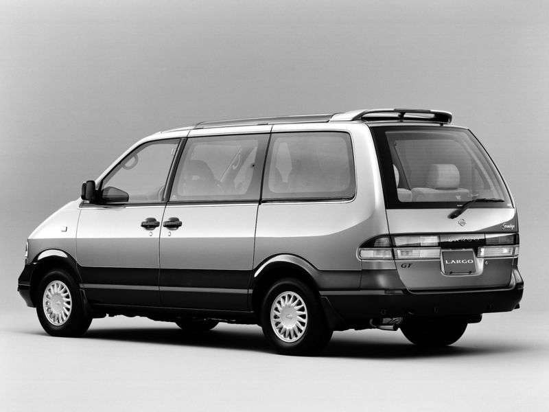 Nissan Largo W30 minivan 5 dv. 2.0 TDI AT (1993–1996)