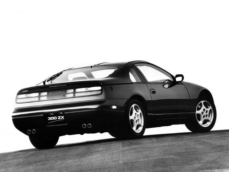 Nissan Fairlady Z Z32T Top Targa 3 dv. 3.0 T MT (1989–1995)