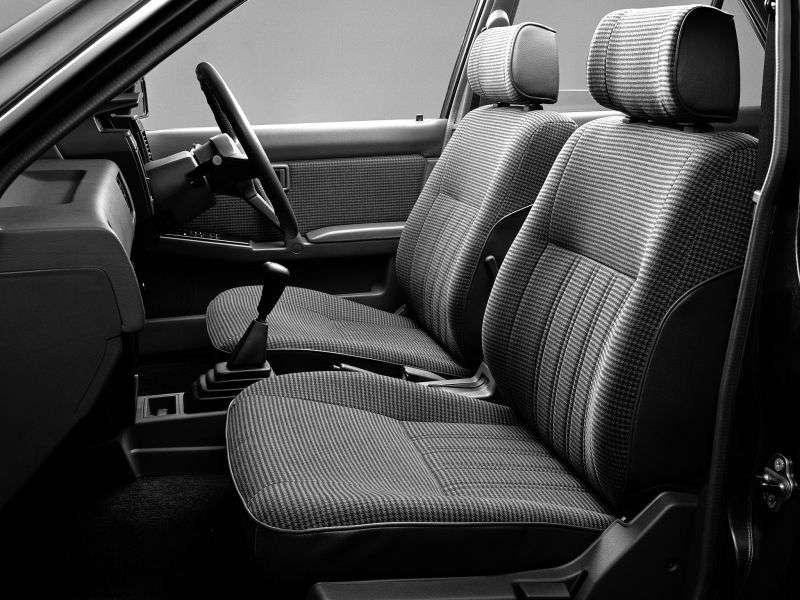 Nissan Langley N13sedan 1.8 MT (1988–1990)