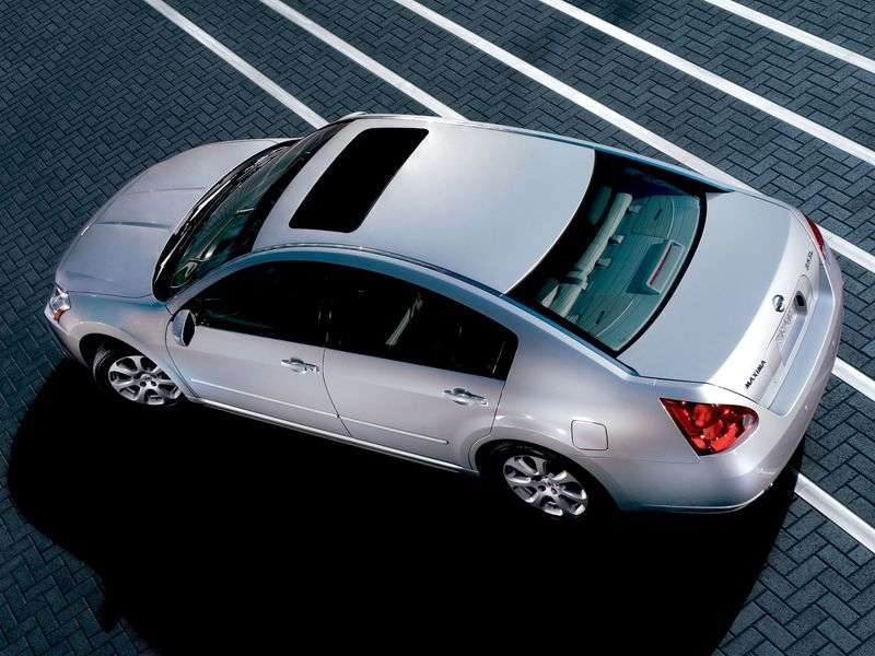 Nissan Maxima A34 [zmiana stylizacji] sedan 3.5 AT (2006 2008)