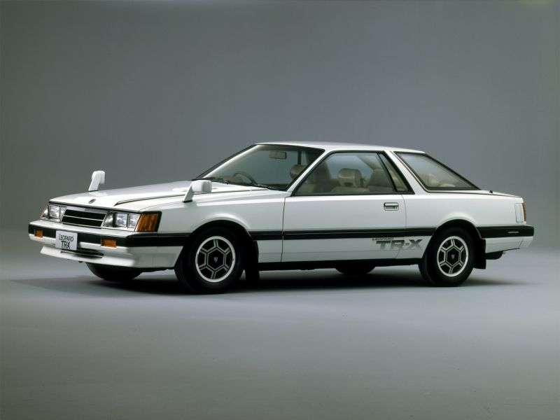 Nissan Leopard F30 Coupe 3.0 T AT (1985–1986)