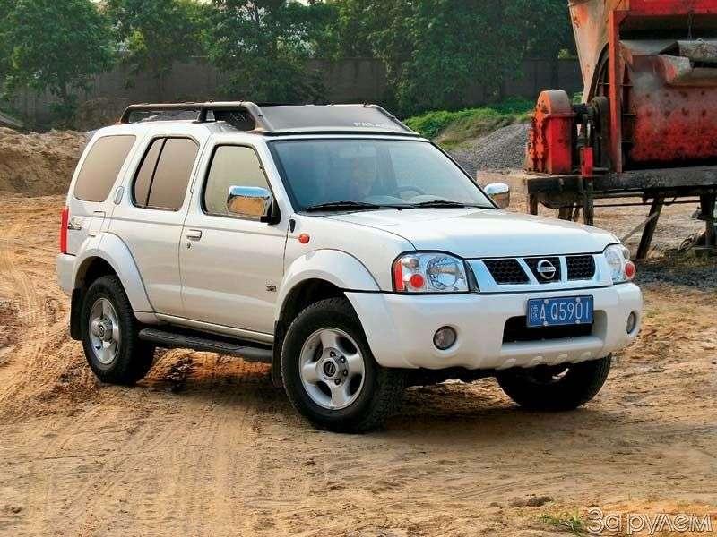Nissan Paladin 1st generation SUV 3.3 AT 4WD (2003 – N)