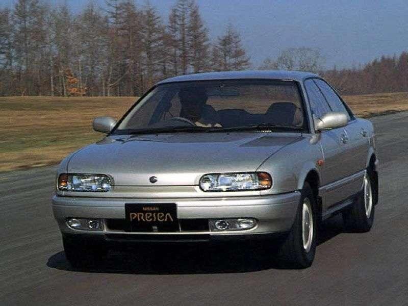 Nissan Presea 1st generation 1.8 5AT sedan (1990–1994)