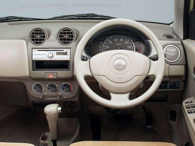 Nissan Pino 1st generation hatchback 0.7 AT 4WD (2007–2010)