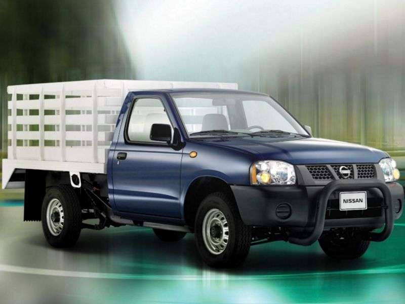 Nissan Pick UP D22 [restyling] Cab Chasis Chassis 3.0 D T AWD MT (2001–2008)