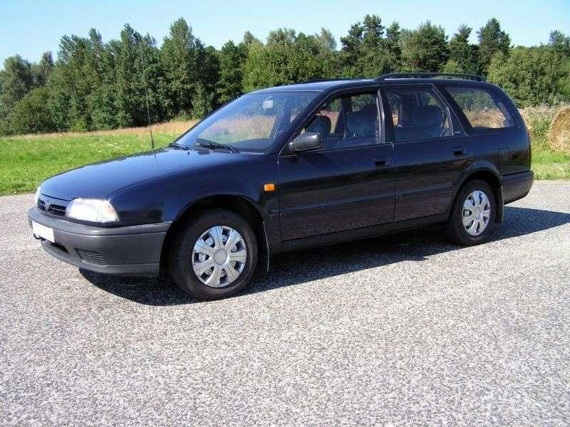 Nissan Primera P10universal 2.0 D MT (1990–1995)
