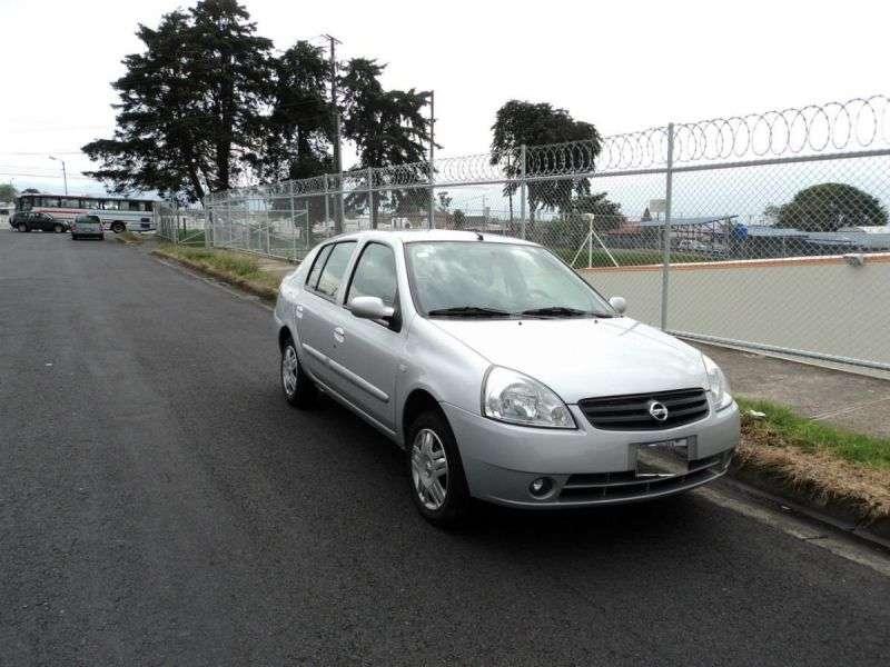 Nissan Platina sedan 1.generacji 1.6 AT (2002 2004)