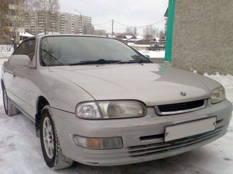 Nissan Presea 2nd generation sedan 2.0 AT (1995–2000)