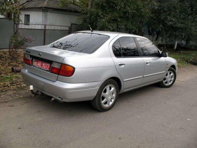 Nissan Primera P11 sedan 2.0 TD MT (1996–1999)