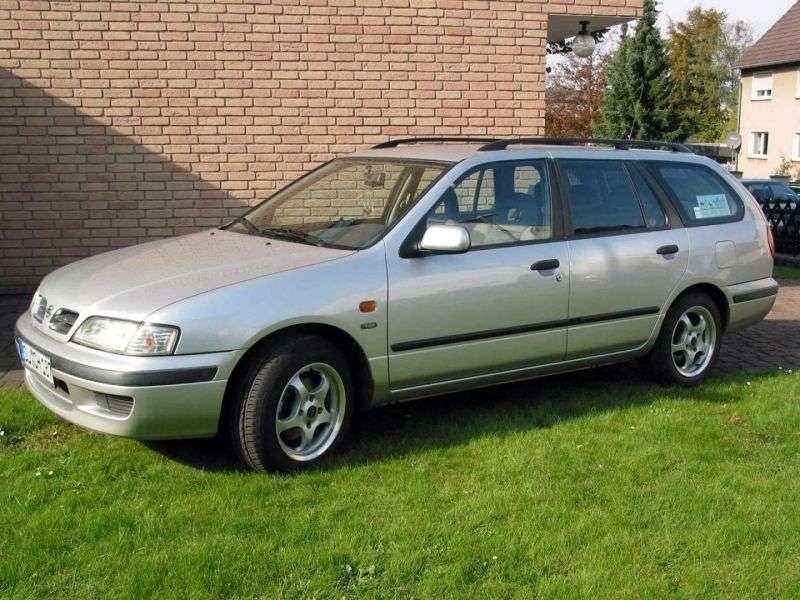 Nissan Primera P11universal 2.0 TD MT (1998–1999)