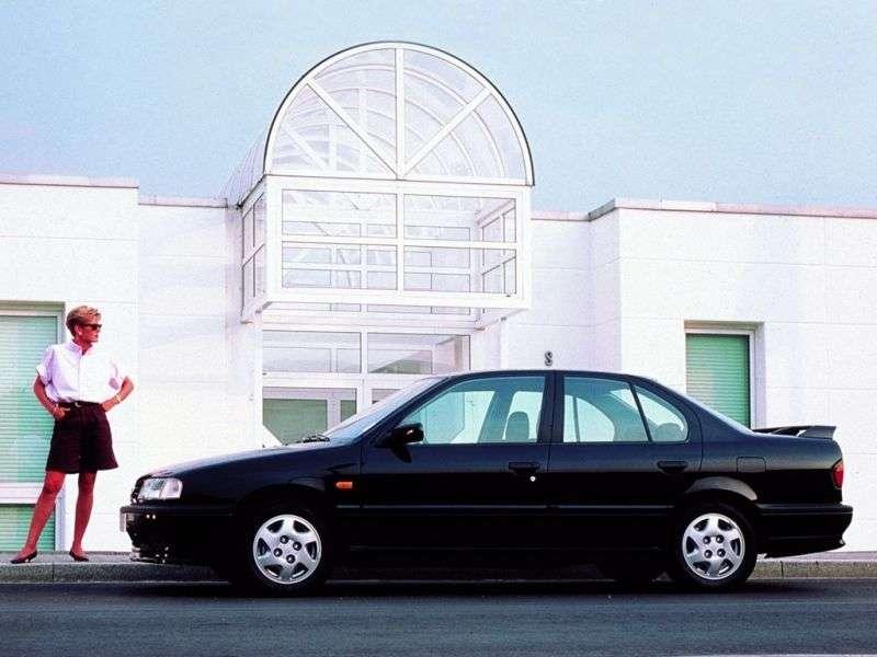 Nissan Primera P10 sedan 2.0 AT (1990–1993)