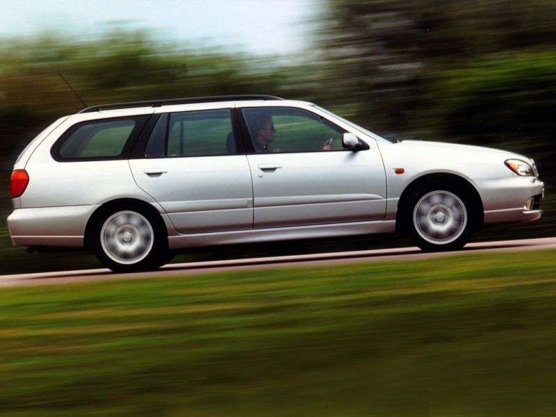 Nissan Primera P11 [restyling] station wagon 2.0 MT (1999–2002)
