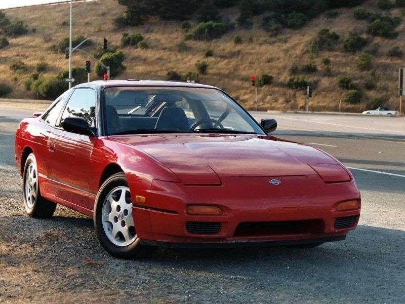 Nissan 240SX S13 Coupe 1.8 AT Turbo (1991–1993)