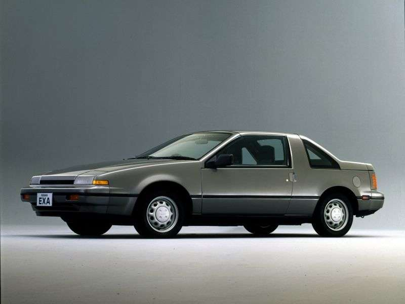 Nissan Pulsar N13EXA targa 1.8 MT (1986–1990)