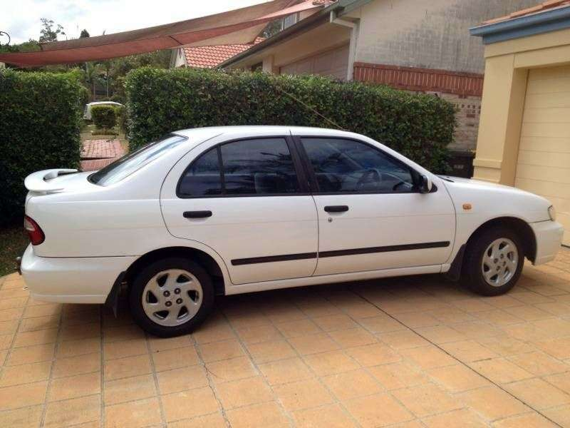 Nissan Pulsar N15 [restyling] sedan 1.5 MT (1997–2000)