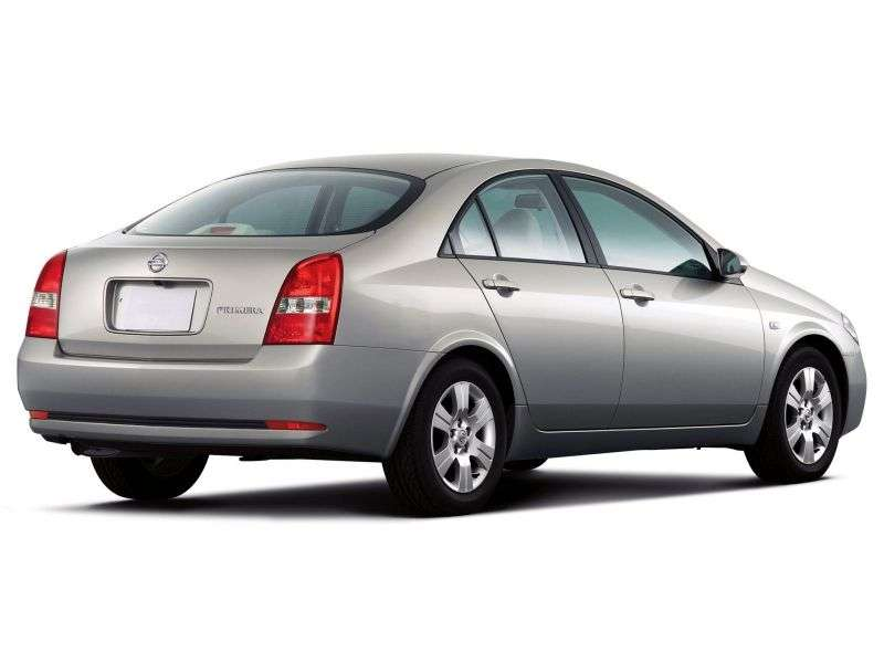 Nissan Primera P12sedan 4 dv. 1.8 MT (2002–2008)