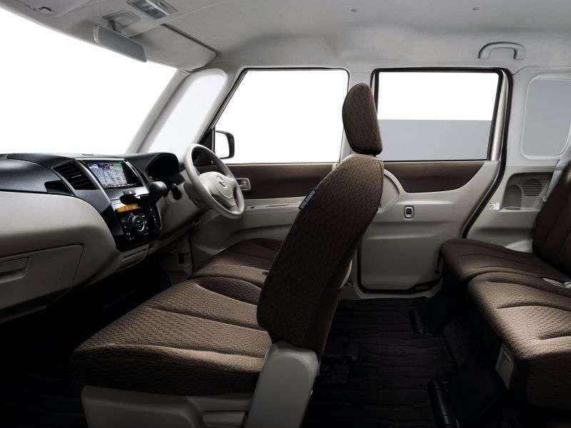 Nissan Roox 1st generation minivan 0.7 CVT 4WD (2009 – n.)