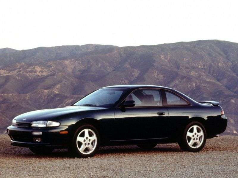 Nissan 240SX S14 Coupe 2.0 AT Turbo (1995–1996)