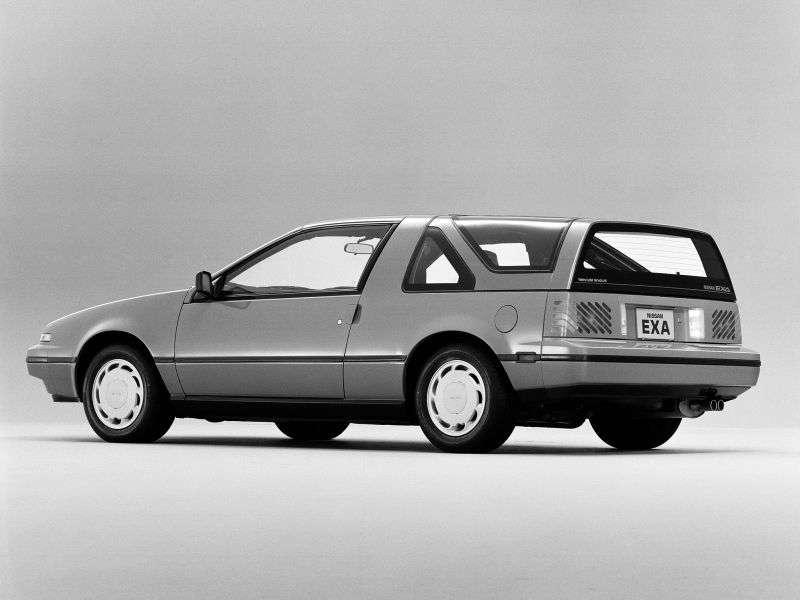 Nissan Pulsar N13EXA wagon 1.8 MT (1986–1990)