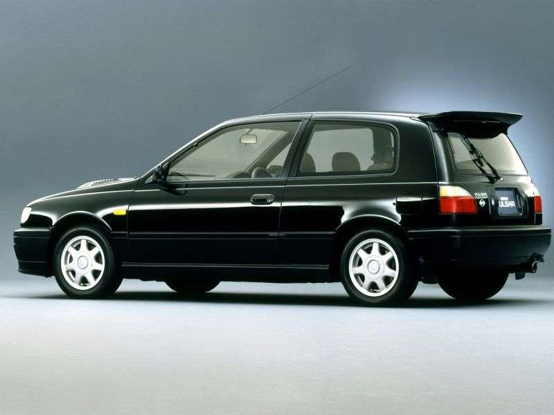 Nissan Pulsar N14GTI Ra Hatchback 3 dv. 2.0 T MT 4WD (1990–1994)