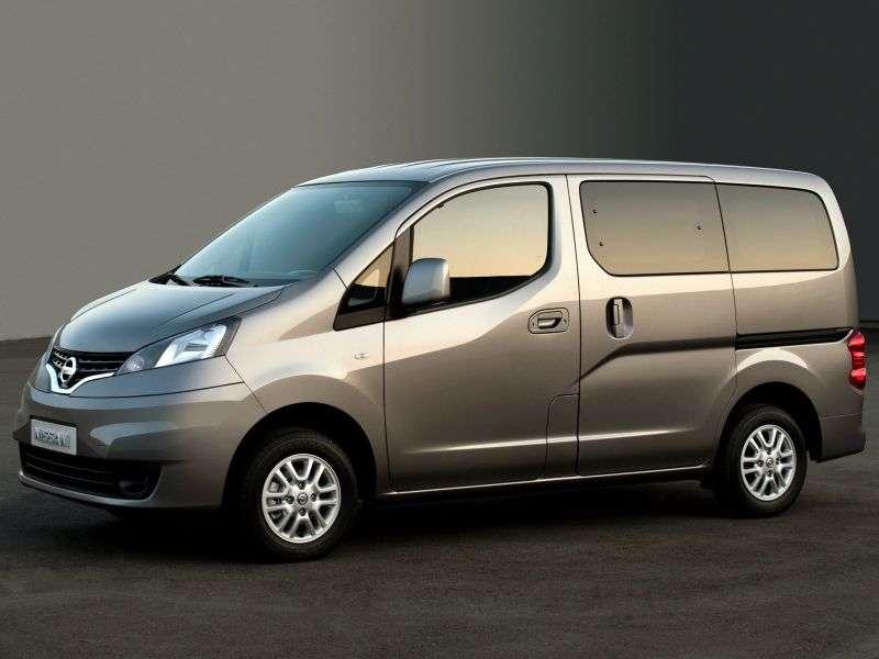 Nissan NV200 1st generation Combi minivan 1.5 Turbo dCi MT 5seat (2009 – n.)
