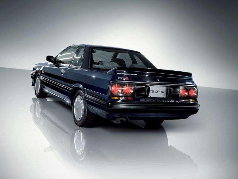 Nissan Skyline R31GTS R Coupe 2 doors 2.0 MT (1987 – n. In.)