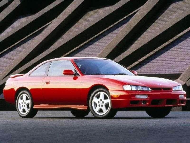 Nissan 240SX S14 coupe 2.0 MT (1997–1998)