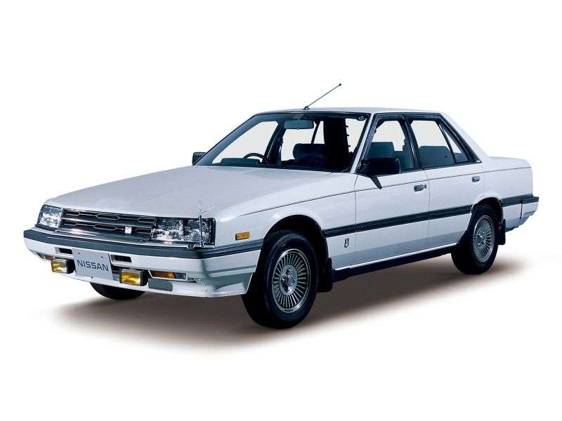Nissan Skyline R30sedan 4 dv. 2.0 Turbo MT (1984–1985)